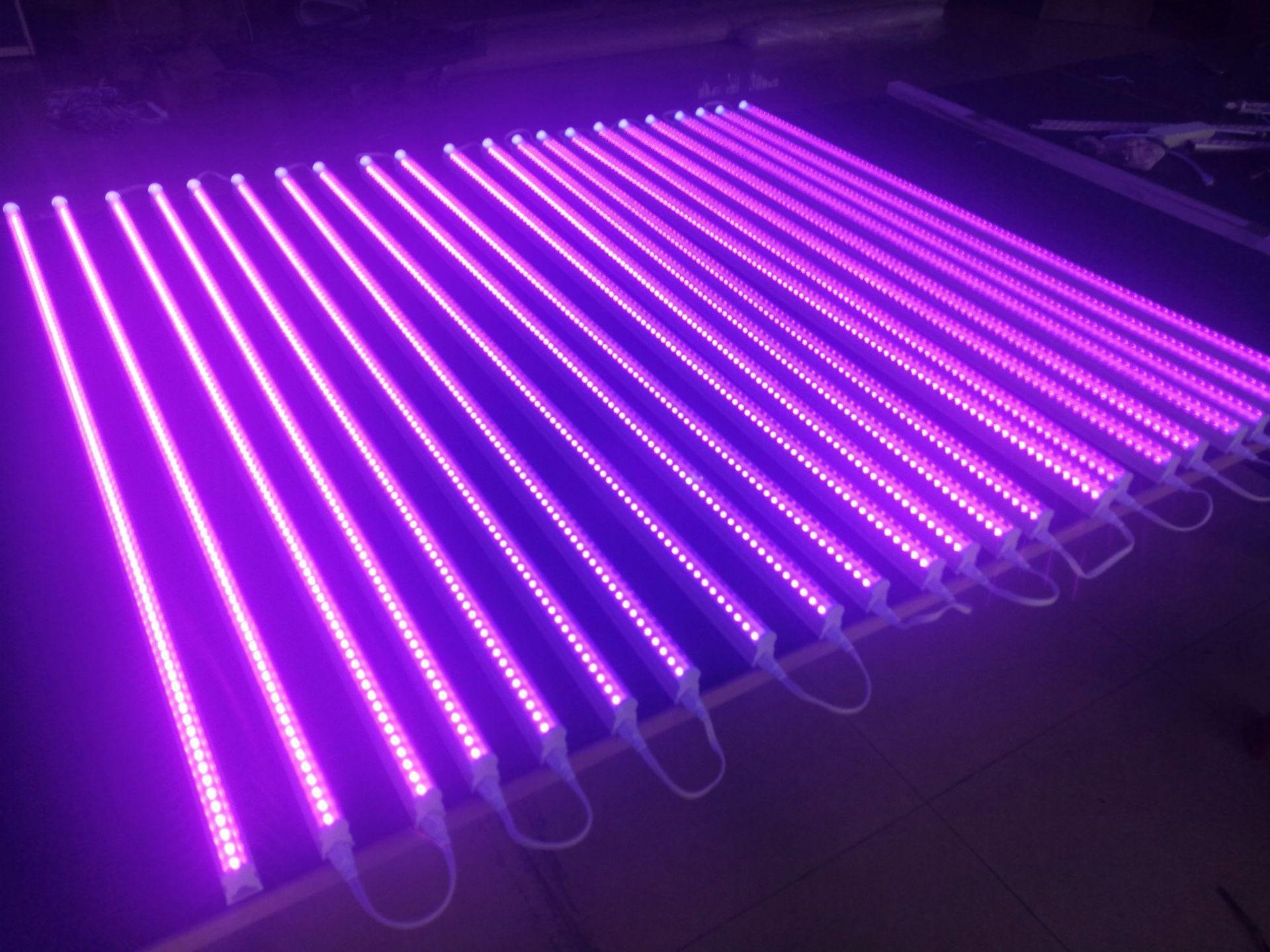 如何区分紫外线杀菌灯管和UV紫外固化灯管